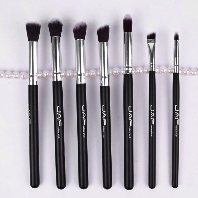 Nuevo Portable Del Maquillaje Cepillos de Sombra de Ojos Brocha Shading Mancha 7