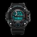 Dos homens de Luxo Choque Relógio G Estilo Quartzo Analógico Digital 30 M À Prova D' Água Esportes Militares Relógios 2016 Nova Marca SANDA Relógio de forma