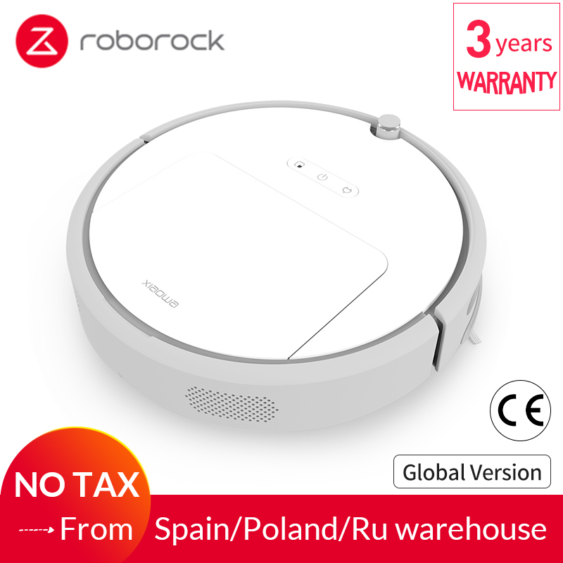 Roborock Robot Xiaomi Vacuum Cleaner 3 Lite Youth for Home Xiaowa Carpet Sweeping Wet Mopping Dust