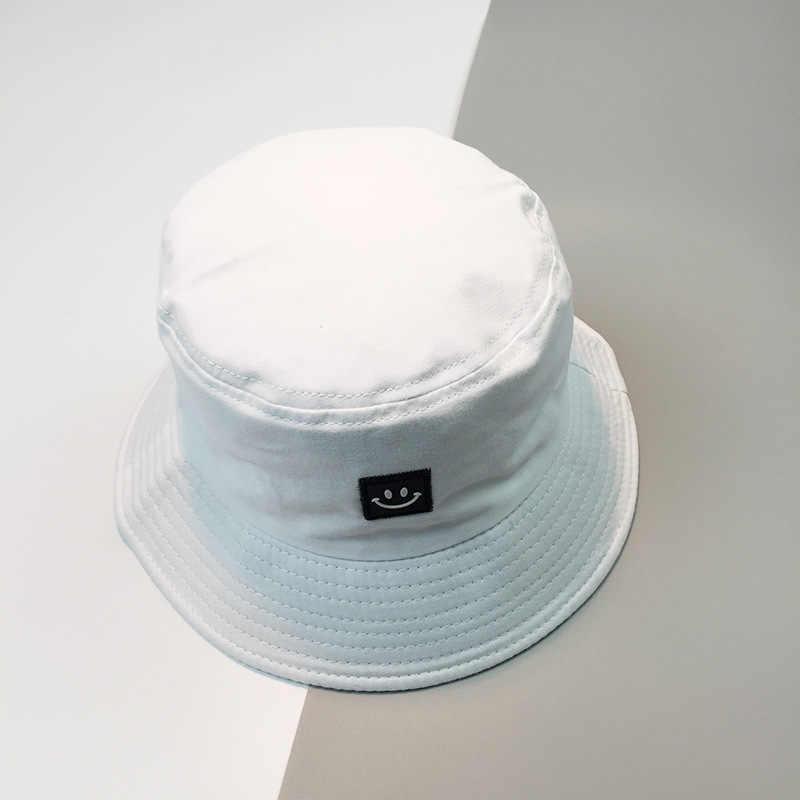 COKK chapeau de pêcheur de pêche | Chapeau d'été pour Femmes, chapeau seau pour hommes, chapeau avec visage souriant, pare-soleil plat, Chapeu Femmes, Hip Hop