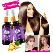 2Pcs/lot Hair Fast Growing Essence Treatment For Men And Women