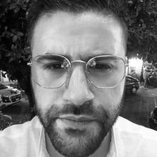 Hexagone Argent Clair Lunettes Cadre Hommes 2019 Rétro Myopie Optique Faux  Lunettes Cadre Femmes Oculos lunette de vue homme