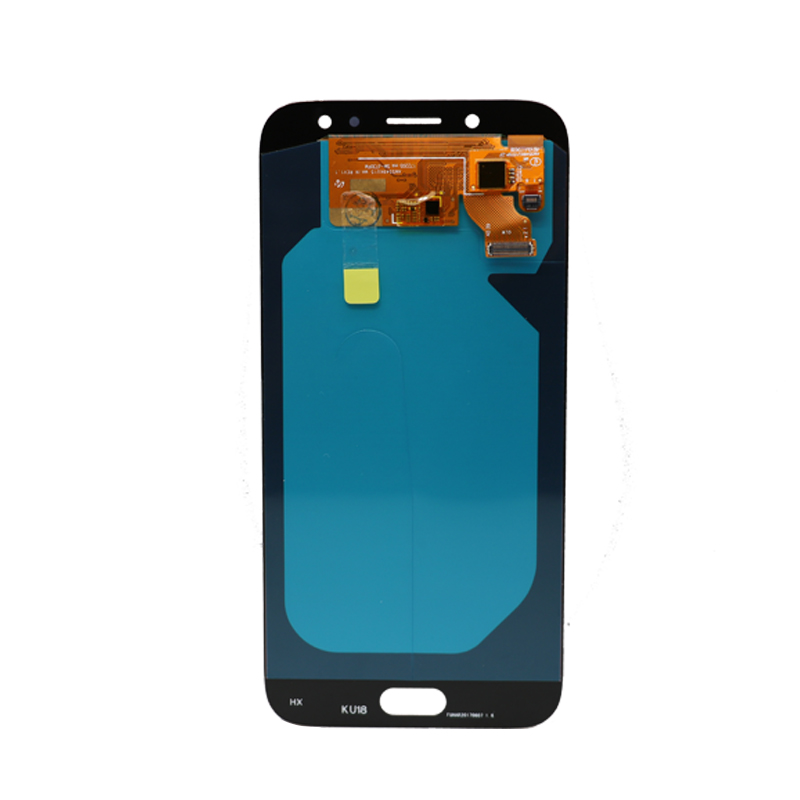"Image 2 - NEW ORIGINAL 5.5"" SUPER AMOLED Display For SAMSUNG Galaxy J7 Pro LCD J7 2017 J730 J730F LCD Digitizer Assembly Replacement Parts-in Mobile Phone LCD Screens from Cellphones & Telecommunications"