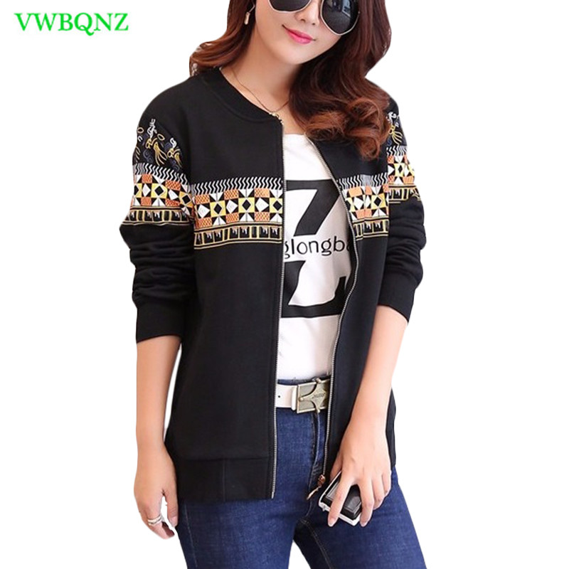 Plus size Women Windbreaker coat Spring Loose Lattice Printing   Trench   coats Women's Fashion Black Cardigan Cotton Overcoats A187