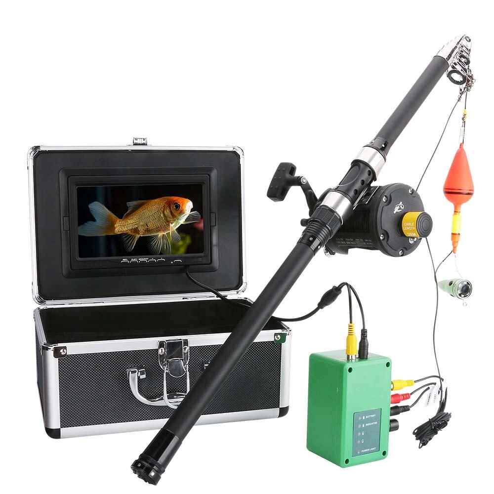 Câmera de Vídeo Polegada Aço Inoxidável Gamwater 15