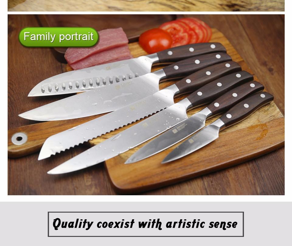 HTB15J7WMVXXXXceapXXq6xXFXXXL - XINZUO Kitchen Tools 6 PCs Kitchen Knife Set Utility Cleaver Chef Bread Knives Stainless Steel