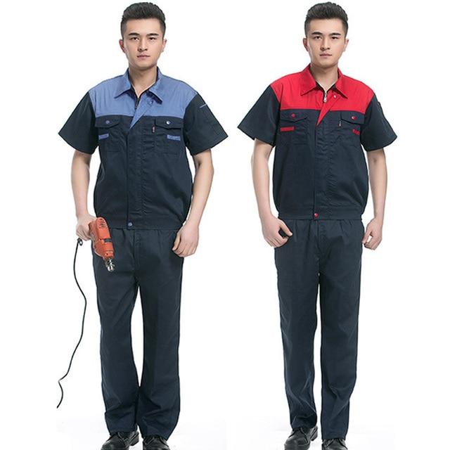 werkkleding mannen