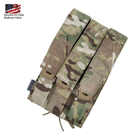 TMC Tactical Triple Magazine Pouch Kriss Vector MOLLE Mag Carrier SMG Mag Camo Military Molle Magazine Pouches 2121