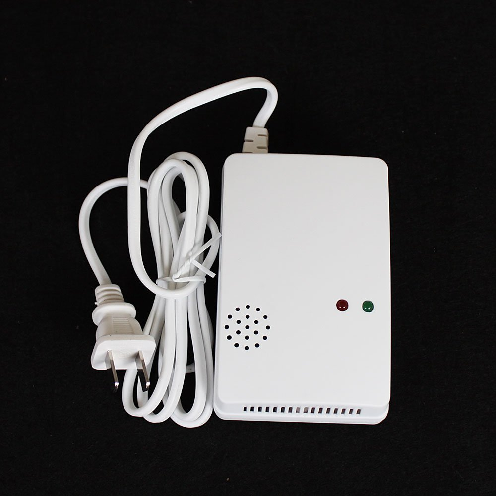 High Sensitivity Standalone Combustible Gas Alarm LPG LNG Coal Natural Gas Leak Detector Sensor for Home Security Safety high sensitivity standalone combustible gas alarm coal natural gas leak detector sensor for home safety free shipping