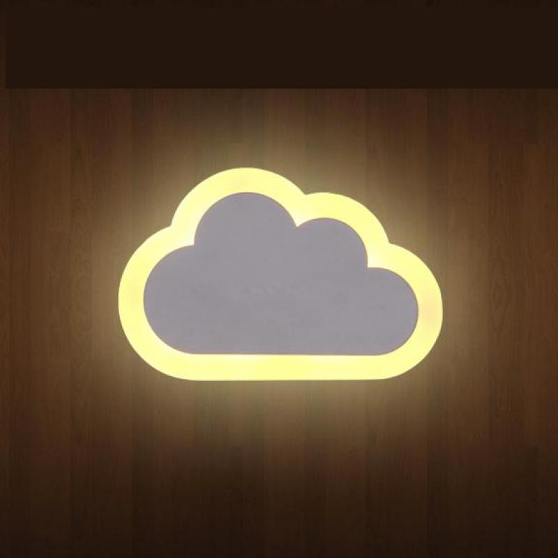 Childrens Novelty Light Fittings : Aliexpress.com : Buy Children Room Cloud Novelty Lighting Wall Light For Kids Room Modern Led ...