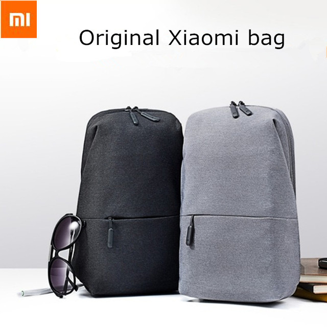 100% New Original xiaomi backpack For Men Women Small Size Shoulder Type  Unisex Backpack with 4L Capacity School Bag 3ba365da32331