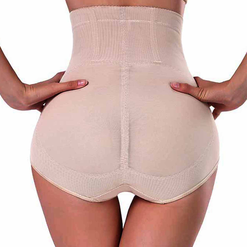e07ea19c23a Women Waist Cincher Butt Lifter High Waist Trainer Control Panties Body  Shaper Tummy Girdle Slimming Underwear Control Briefs-in Control Panties  from ...