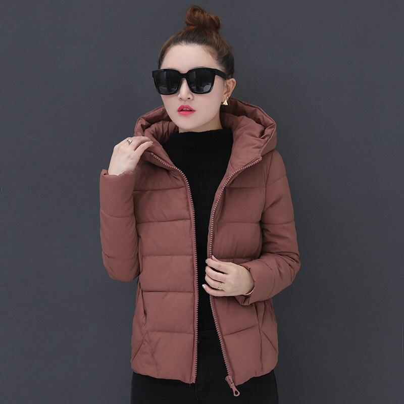 Frauen 2018 weiße ente unten jacken mode winter schlank dicke warme flut mäntel wilden parkas oberbekleidung HS9177