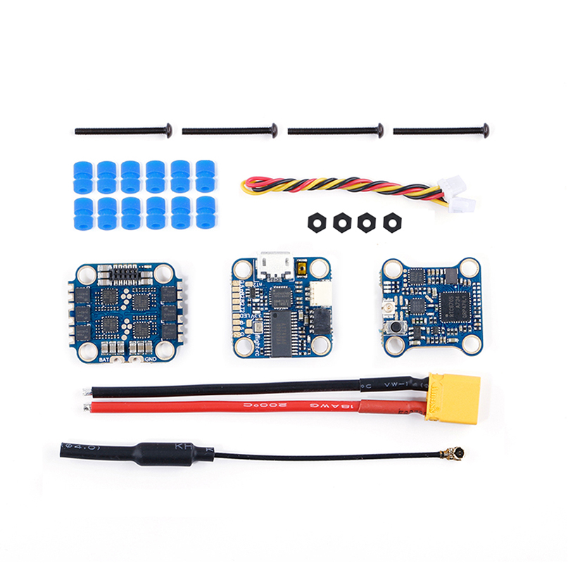 iFlight SucceX F4 12A Micro 2 4S Flytower Fly Tower Built in OSD 200mW VTX 16