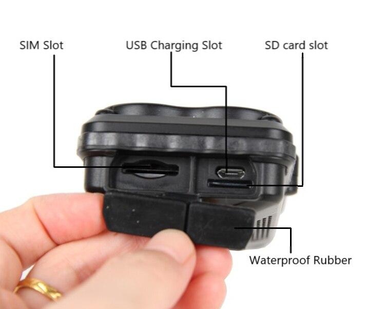 KINGNEED TK05 автомобильный портативный магнитный трекер, работающий от аккумулятора, водонепроницаемый, SOS, Wi Fi, gps, трекер, логгер слежения, без