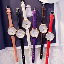 Women Fashion Dress Watches 2018 New Casual Simple Quartz Watch Analog Ladies Elegant Luxury Leather Wristwatch Relogio Feminino kezzi new fashion watch women leather strap simple elegant style casual quartz wristwatch ladies popular clock relogio feminino