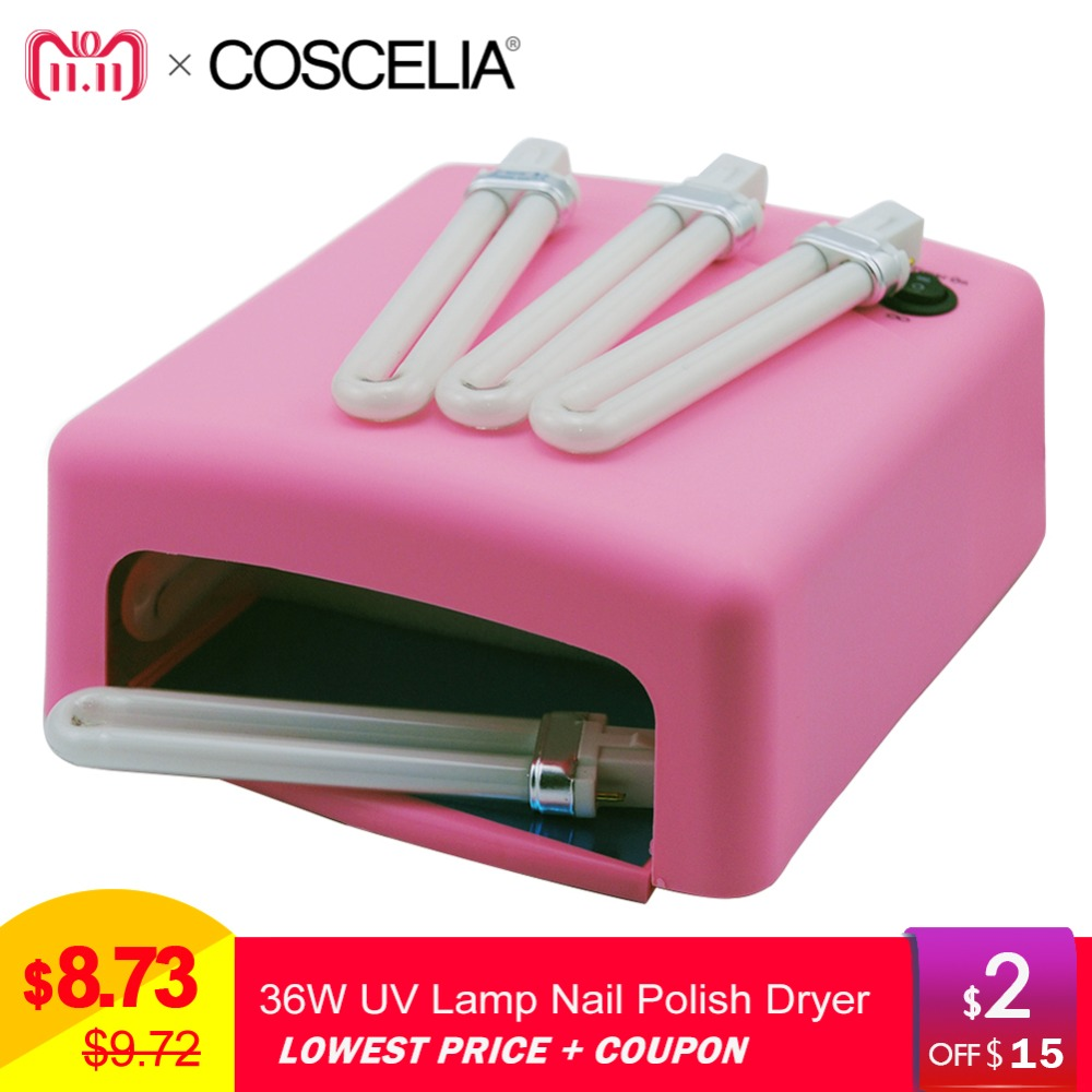 36W UV Lamp Nail Polish Dryer Lamp For Nails Manicure Machine Nail Art Dryer UV Led Lamp Gel Lamp For Manicure Nail Polish Tools sun5plus nail lamp uv led nail polish dryer light drying gel manicure mach nail art equipment drop shipping d dropshipping102