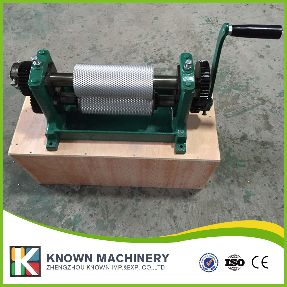 195/250/310*86mm Aluminum alloy manual beeswax foundation machine / embossing bee wax machine 86 250mm competitive price bees wax foundation machine