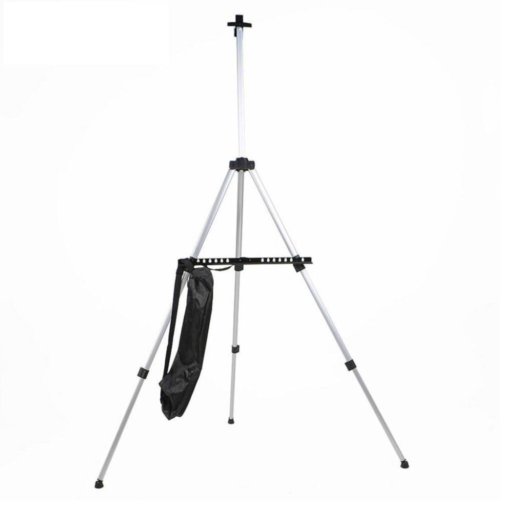 adjustable aluminum sketch display easel stand painting easel for