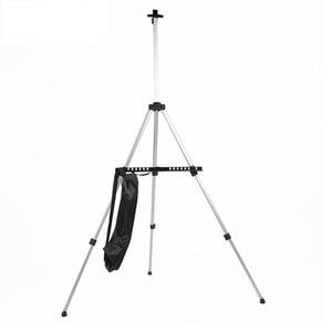 Image 3 - JSES regulowany aluminiowy szkic ekspozycja sztaluga stojak malowanie sztalugi dla artysty narzędzia artystyczne sztalugi składane