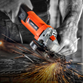 Многофункциональный ручной угловой шлифовальный станок для полировки  ручной шлифовальный станок  электрическая шлифовальная керамическ...