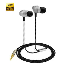 Ecouteurs P1 Hi Res Audio Earphone Stereo Headphone DJ Headset Rock Bass font b Metal b
