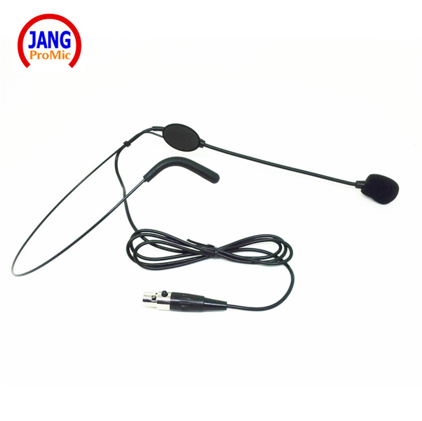 Profesyonel Kablolu Kulaklık Mikrofon Öğretmen Kondenser - Taşınabilir Ses ve Görüntü - Fotoğraf 3