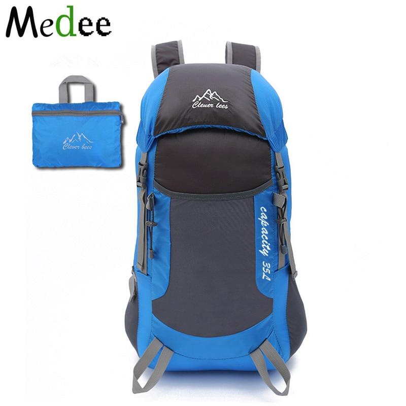 Medee Weekender Bag Travelling Bags For Men&Women Fashion Baggage Duffle Folding Travel Bag Waterproof Messenger Bags BPK089