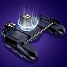H9 для PUBG геймпад телефон Мобильный контроль джойстик геймер Android игровой коврик L1R1 контроллер для iPhone Xiaomi охлаждающий вентилятор