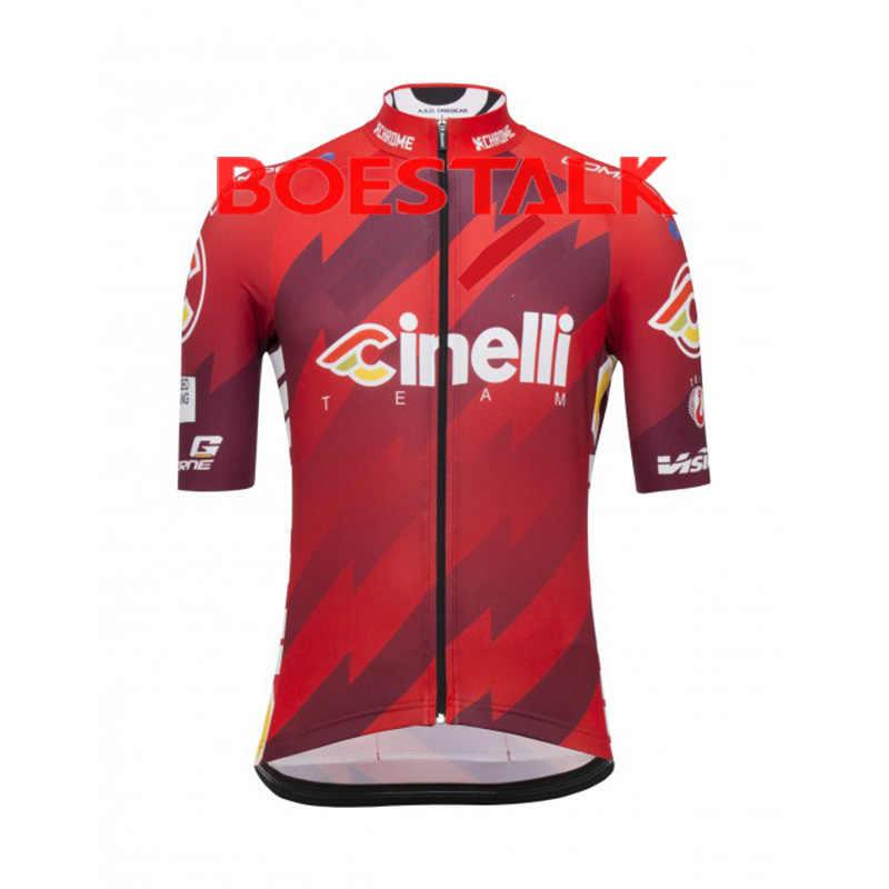 6a85750e2 cinelli cycling jersey suit chrome 2019 custom clothing aero maillot bike  tops wear ropa ciclismo uniforme