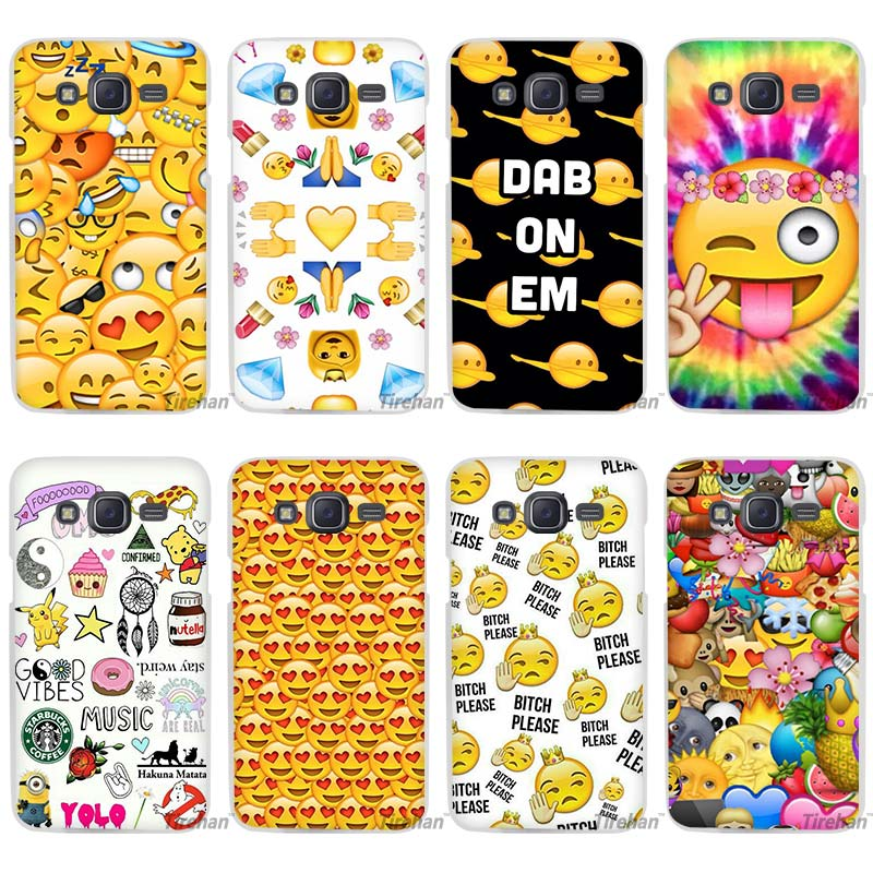 coque samsung j3 2016 emoji singe