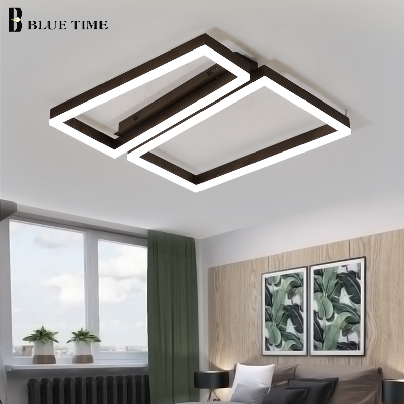 Modern Led Ceiling Lamp For Living Room Bedroom Study Room Modern Led Ceiling Lights Led Ceiling Illumination