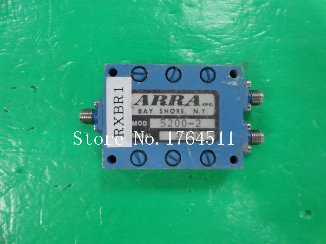 [BELLA] ARRA 5200-2 2-8GHz Two SMA Power Divider