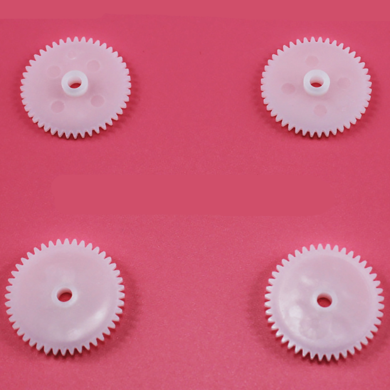30pcs 44tooth/3MM hole OD 23/plastic motor gear/Reducer gear/rc car/DIY toys accessories/technology model parts/baby toys/443A