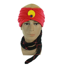 brdwn hot TV game the Blind Monk Lee Sin cosplay Soft Plush Hat Cap lee goldberg mr monk and the dirty cop