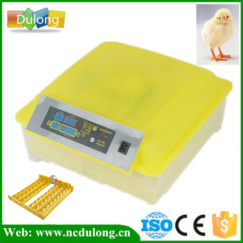 Chicken poultry egg hatchery incubators machine for sale quail automatic egg incubator 48 eggs hatcher ce certificate poultry hatchery machines automatic egg turning 220v hatching incubators for sale