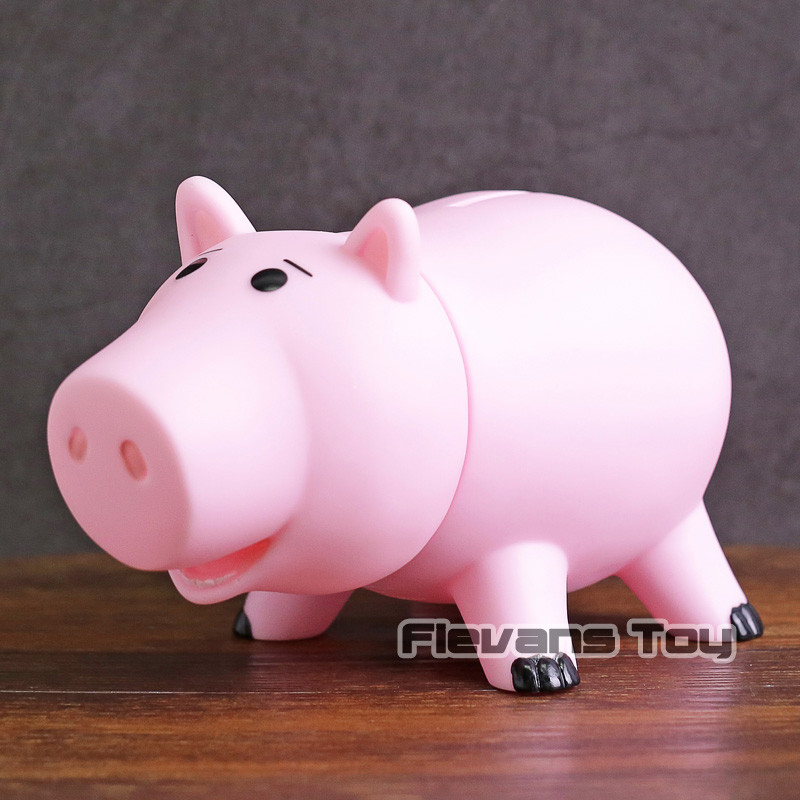 Toy Story Hamm Pig Piggy Bank PVC Figure Collectible Model Toy