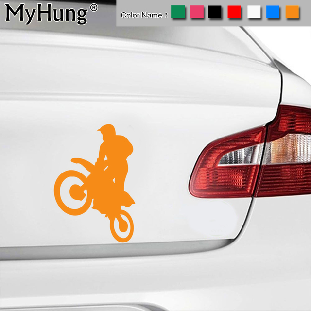 1116cm new sports motocross motorcycle car decals sticker cover scratches personality decorative vinyl car