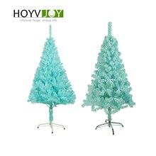 HOYVJOY 120cm Mini Artificial Christmas Tree Xmas New Year Home Ornaments Decorations Flocking Snowflake