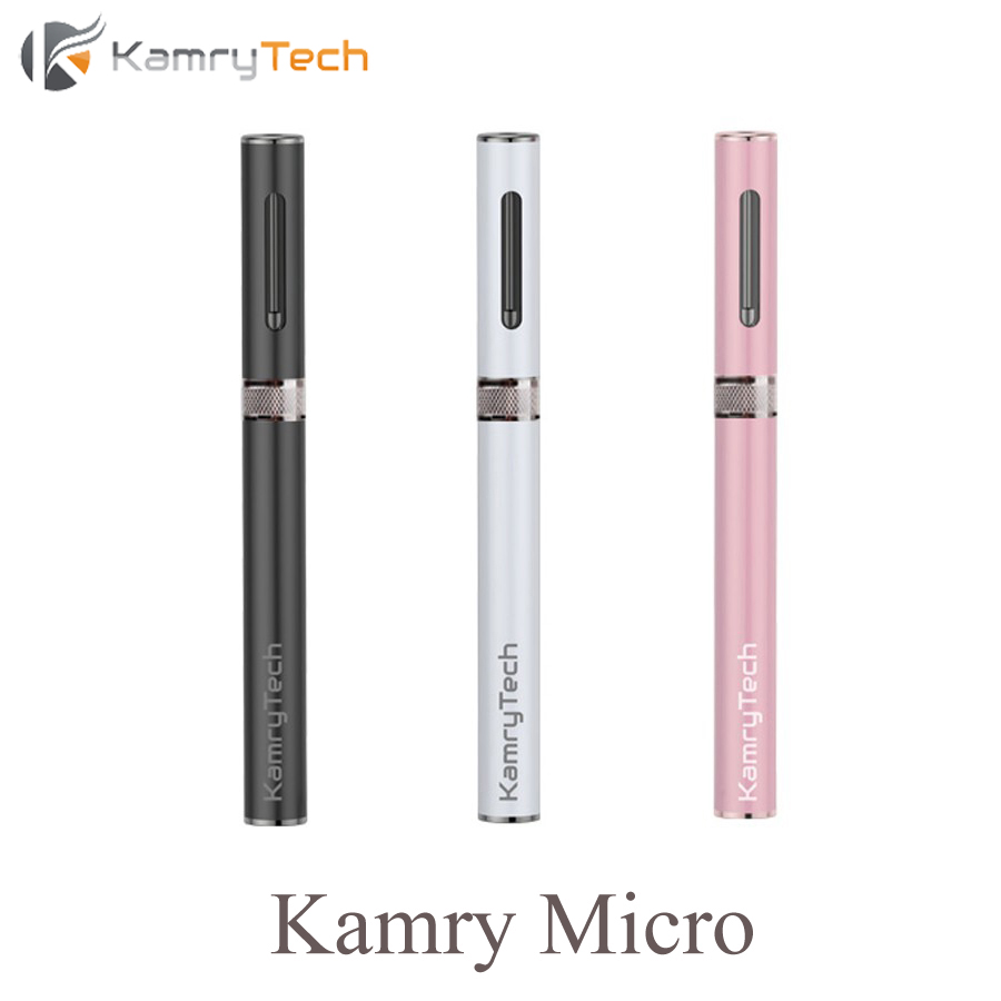 Original Kamry Micro Pen Electronic Cigarette Kit Vape Shisha Pen E Hookah Vaporizer Mini Ego E Cigarette X3002