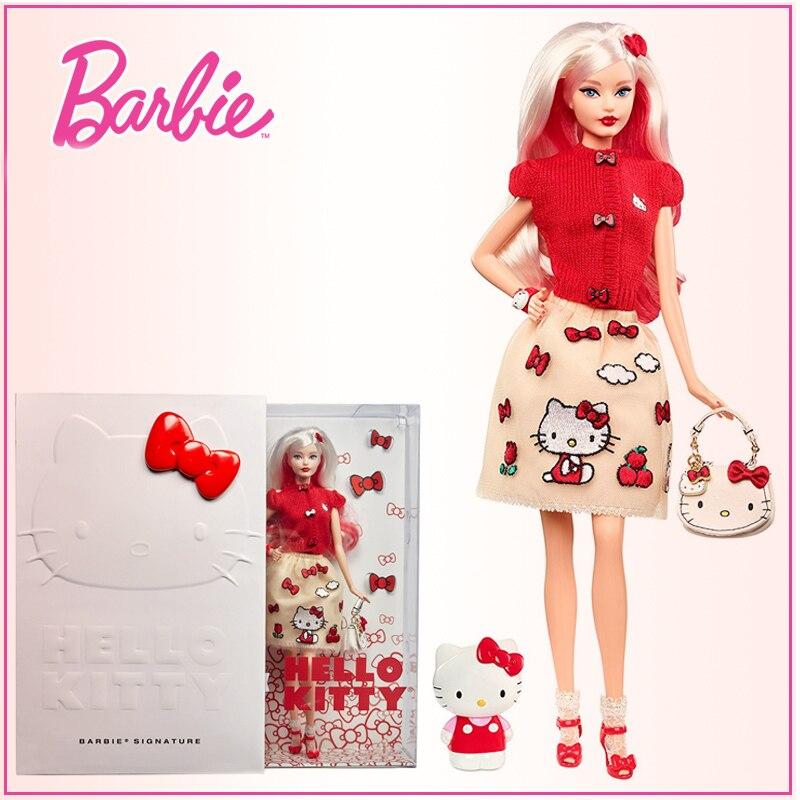 Barbie Doll Hello Kitty BLACK TOP