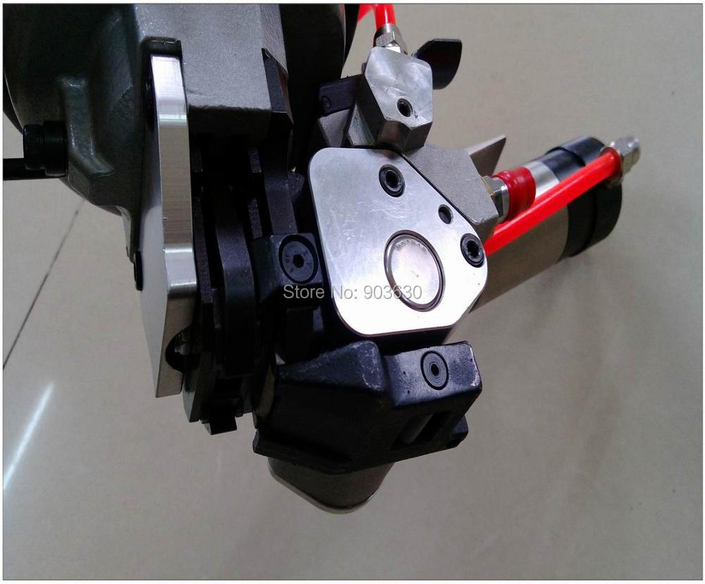 KZ-19/16 kombinált pneumatikus acél hevederes gép, fém csomagoló - Elektromos kéziszerszámok - Fénykép 6
