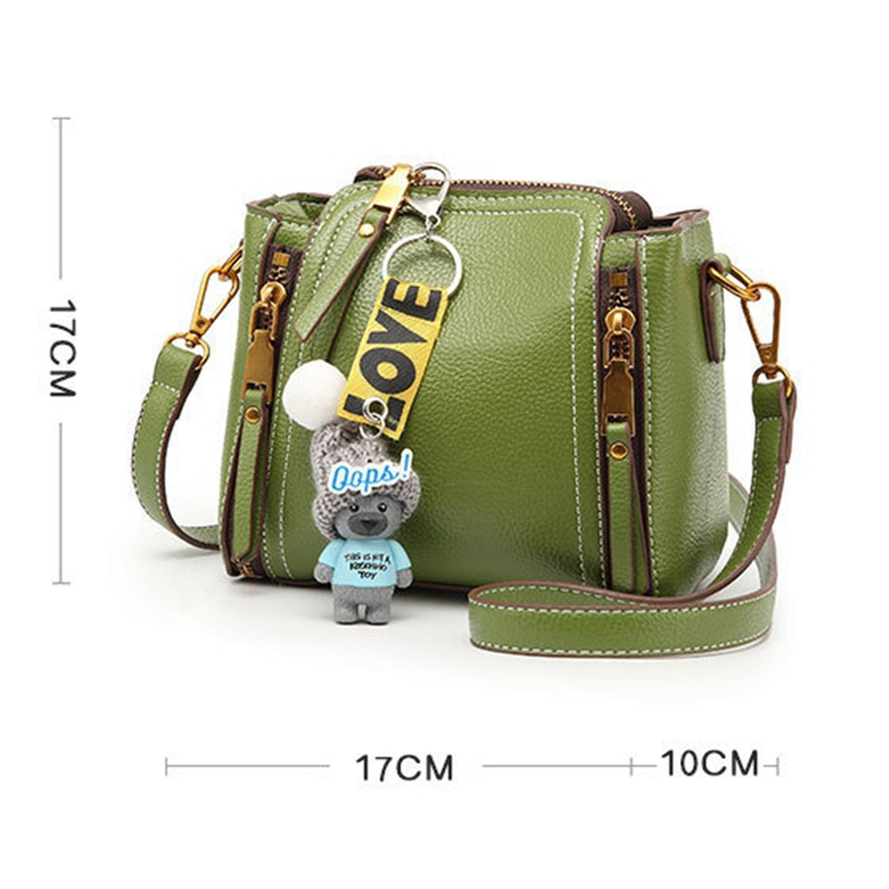 b5e12d2bfd TMYOY Mini Crossbody Bags For Women Bag Clutch With Toy Bear Small Cute Bucket  Ladies Messenger Bag Designer Famous Brand WB295-in Shoulder Bags from ...