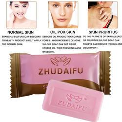 Zudaifu Сера мыло условия кожи от акне, псориаза Seborrhea echema противогрибковый для ванной отбеливание мыло шампунь мыло