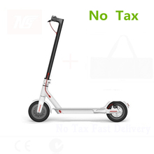 NS Brand Smart Electric Scooter Skateboard 2 Wheel Hoverboard 7800mAh Battery Kick Scooters 30KM mileage with APP Not Mijia M365