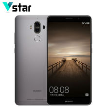 Stock 5.9 inch Huawei Mate 9 Android 7.0 Octa Core Mobile Phone Kirin 960 Dual SIM 6G/128G 4G/64G 4G/32G SuperCharge 4000mAh