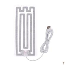 8*18 см USB нагревательный элемент пленочный нагреватель Подогреваемые стельки для зимних видов спорта на открытом воздухе теплые стельки для мужчин и женщин