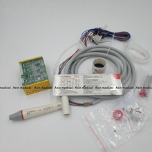 Coffret de commande N3 LED avec pièce à main et embout pour détartreur intégré pédomètre/EMS dentiste, nettoyage des dents de la chaise