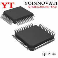 Free shiiping 20PCS ATMEGA8535L-8AU ATMEGA8535L 8535L-8AU MCU 8BIT 8KB FLASH 44TQFP IC Best quality
