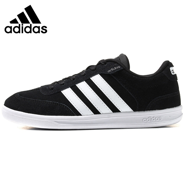 Original New Arrival 2017 Adidas NEO Label CROSS COURT Men's Skateboarding Shoes  Sneakers